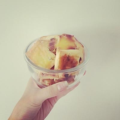 跟着君之做的葡萄奶酥