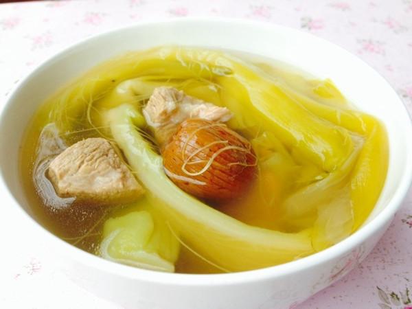 秋季粤式老火汤--霸王花瘦肉汤(滋阴润肺)的做法