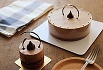 醇香巧克力慕斯蛋糕#寻人启事#的做法