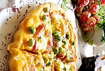 【香辣腊肠披萨】#长帝烘焙节#的做法