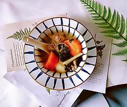 #餐桌上的春日限定#止咳补肺虚之菜干猪肺汤的做法
