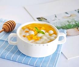 #花10分钟,做一道菜!#椰芒多多小丸子的做法