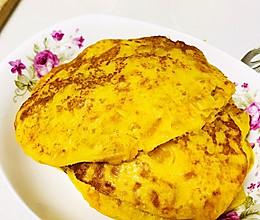 美味早餐南瓜饼的做法