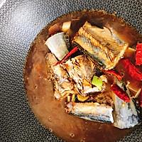 #餐桌上的春日限定#红烧鲅鱼的做法图解12