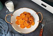 蜂蜜烤红薯片的做法