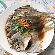 #餐桌上的春日限定#清蒸白鲳鱼