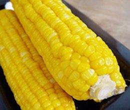 万无一失蒸玉米的做法