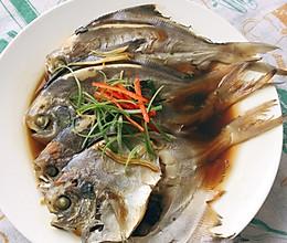 #餐桌上的春日限定#清蒸白鲳鱼的做法