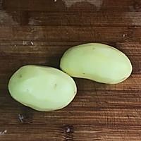 二种口味网红土豆鸡蛋饼(升级版)#精品菜谱挑战赛#的做法图解1