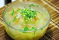 家乐浓汤宝试用报告-白萝卜暖身汤的做法