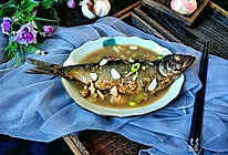 #憋在家里吃什么#家常炖青鱼的做法