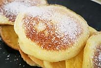 舒芙蕾松饼的做法