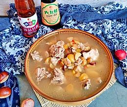 秋季滋补——板栗炖鸡汤的做法