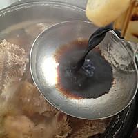 大喜大牛肉粉试用之不加一滴油的〜私房卤牛肉的做法图解6