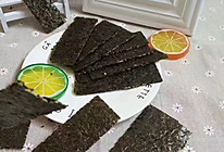 芝麻海苔夹心脆-海苔芝麻脆的做法