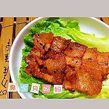 垂涎欲滴之韩式烤肉