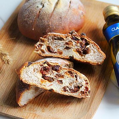 橄榄油低糖软欧包