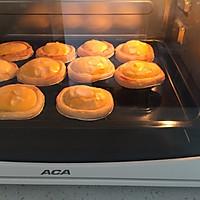 南瓜杏仁蛋挞•零难度(ACA烤箱食谱)的做法图解7