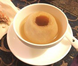 川贝母炖梨的做法