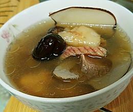 海底椰响螺花胶汤的做法