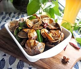 秘制辣炒花蛤的做法