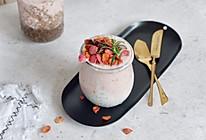 莓果奇亚籽酸奶的做法