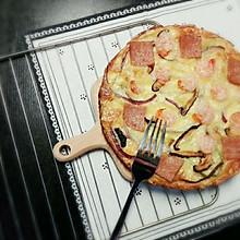 超鲜美  鲜虾至尊披萨