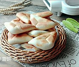三角喜饼#松下多面美味#的做法