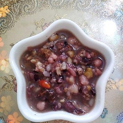 超级好吃香甜润滑稠糯的八宝粥(四人份)