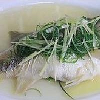 清蒸鲈鱼的做法图解6