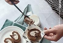 摩卡咖啡蛋糕卷的做法