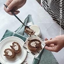 摩卡咖啡蛋糕卷