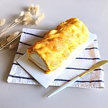 日式泡芙蛋糕卷#柏翠辅食节-烘焙零食#