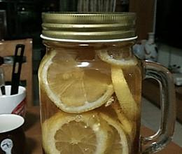 腌制蜂蜜柠檬(清肠润肠调理肠胃)的做法