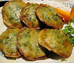 海蛎饼的做法