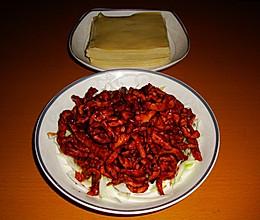 <京菜>京酱肉丝的做法