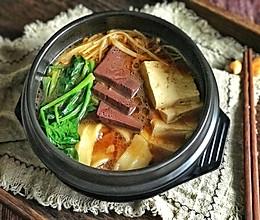 #福气年夜菜#大酱火锅的做法