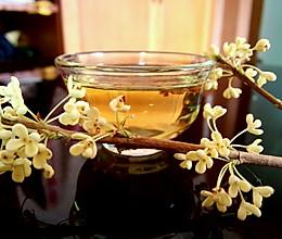 桂花酒(清冽)—三五知己,花香酒香袭人的做法