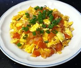 洋葱版----西红柿炒鸡蛋的做法