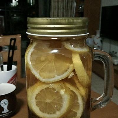 腌制蜂蜜柠檬(清肠润肠调理肠胃)