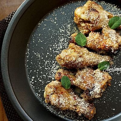 香麻藤椒吮指鸡
