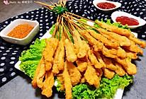#多力金牌大厨带回家-上海站#鸡肉串串香的做法