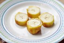 鸡蛋土司香蕉卷——宝宝辅食、营养早餐、甜蜜下午茶的做法