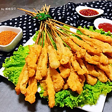 #多力金牌大厨带回家-上海站#鸡肉串串香
