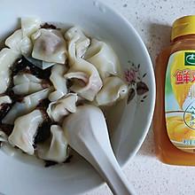 #太太乐鲜鸡汁玩转健康快手菜#鸡汤馄饨