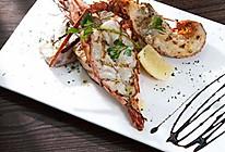香煎老虎虾的做法