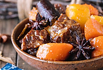 土豆萝卜焖牛肉的做法