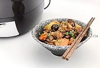 【多吃一碗饭】排骨营养胡萝卜土豆焖饭的做法
