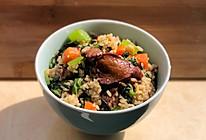 黑牛肝菌炒饭——高级食材的民间做法的做法