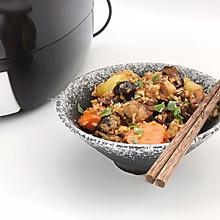 【多吃一碗饭】排骨营养胡萝卜土豆焖饭